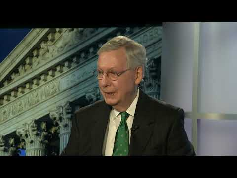 McConnell warns targeting Trump could hurt Dems