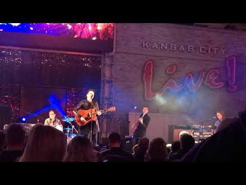 Parachute performing @ Rock the Red Kettle 2017, Power & Light District KCMO #2