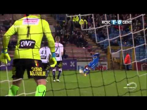 2015-04-11 Sporting Charleroi - KAA Gent 2 - 1 #chagnt (nl)