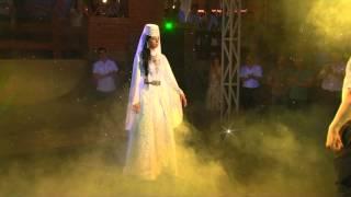 Танец невесты. Сослан и Агунда. г.Владикавказ