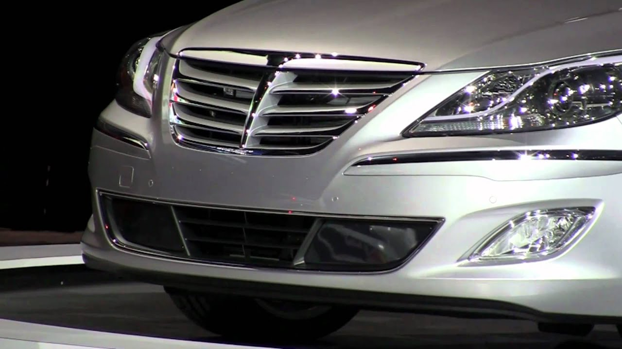 2012 hyundai genesis 5 0 r spec debuts youtube. Black Bedroom Furniture Sets. Home Design Ideas