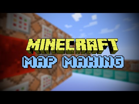 Minecraft Map Making – Ep 1 – THIRD PERSON ZOMBIE SHOOTER!
