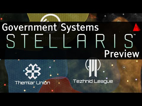 Stellaris Preview - Government Systems, from Autocracy to Democracy - Space Grand Strategy