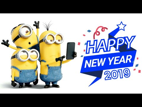 Happy new year 2018 wishes status video download