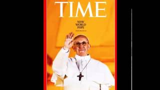 Pope Francis  'We Must Build A New World Order'