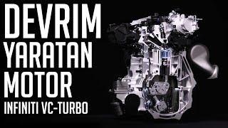 DEVRİM YARATAN MOTOR | Infiniti VC-Turbo