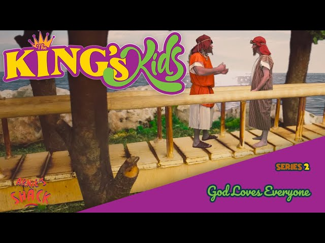 God Loves Everyone – The King's Kids S02E08