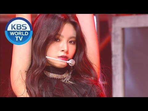 EVERGLOW - Dun Dun [Music Bank / 2020.02.07]