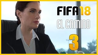 Fifa 18 el camino (the journey) - parte 3 español - walkthrough / let's play