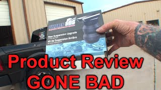 Ram Power Wagon Review Gone BAD - Timbren Suspension SUCKS!