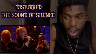 FIRST TIME LISTENING TO Disturbed - The Sound Of Silence | REACTION