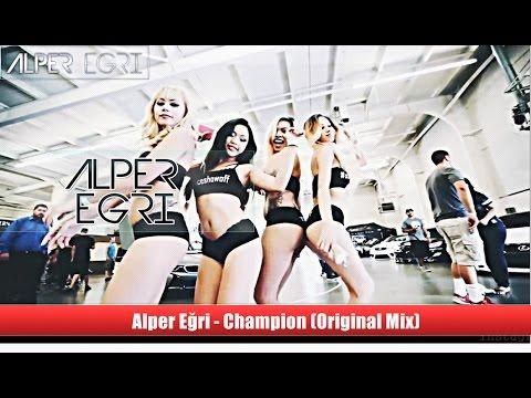 Alper Eğri - Champion