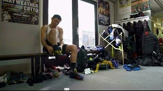 Gennady Golovkin vs Kell Brook / Behind the Ropes, Summit Gym [HD]