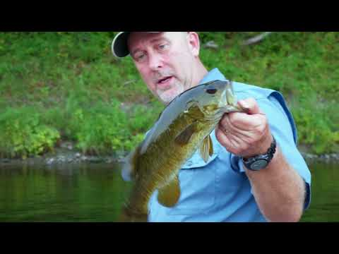 """Tight Line Fishing Episode 4 """"Maine Penobscot River Smallmouth"""""""