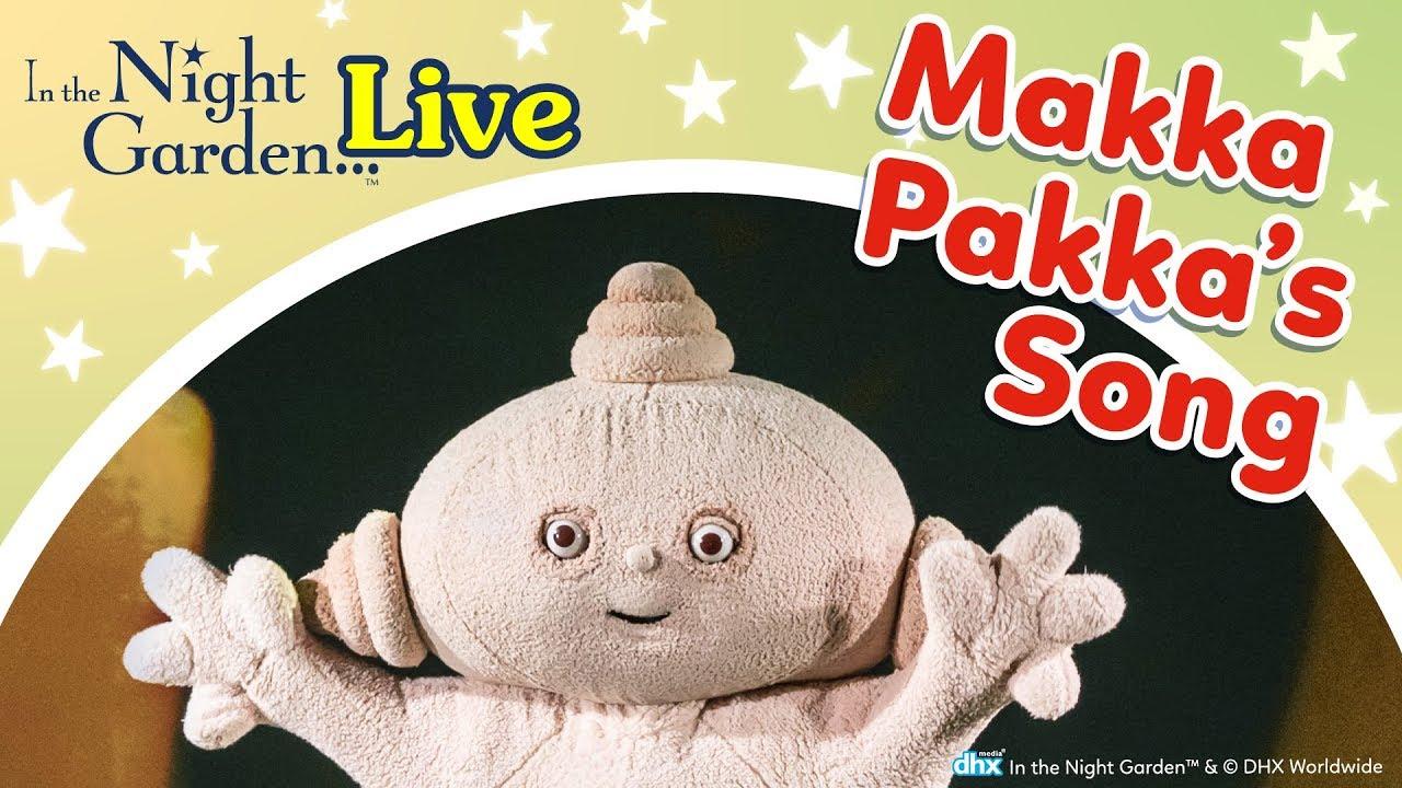 Makka Pakka Song