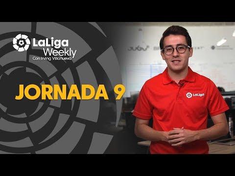 LaLiga Weekly Jornada 9