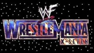 WWF Wrestlemania X7 Theme