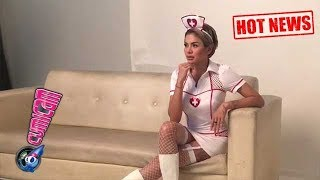 Hot News! Pakai Seragam Perawat, Pose Seksi Nikita Mirzani Bikin 'Gerah' - Cumicam 28 Agustus 2017