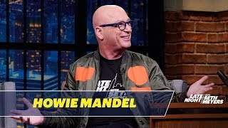 Howie Mandel Told Someone Sitting Next to Him on a Plane That They Smelled