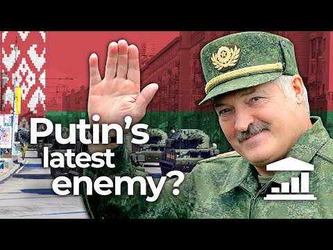 BELARUS: Time to rebel AGAINST PUTIN? - VisualPolitik EN