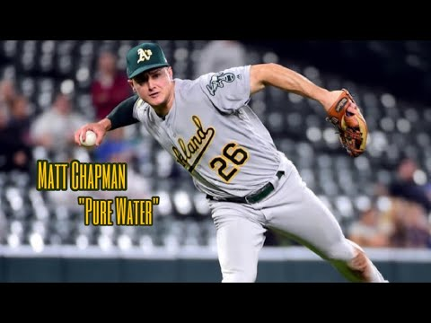 "Matt Chapman Highlights ""Pure Water"""