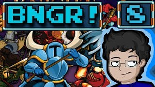 Shovel Knight Review - BNGR!
