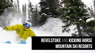 SnowSeekers   Revelstoke and Kicking Horse