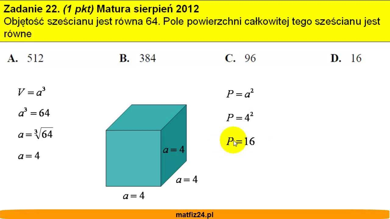 matura z matematyki 2021 sierpień