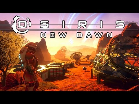 Osiris: New Dawn - Ep. 1 -  Subnautica in Space! - Let's Pla