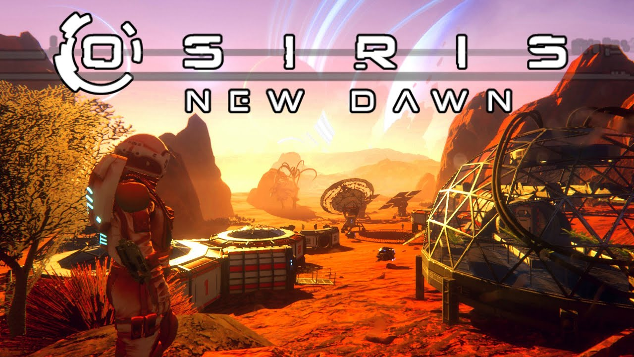 osiris new dawn ep 1 subnautica in space let s play osiris
