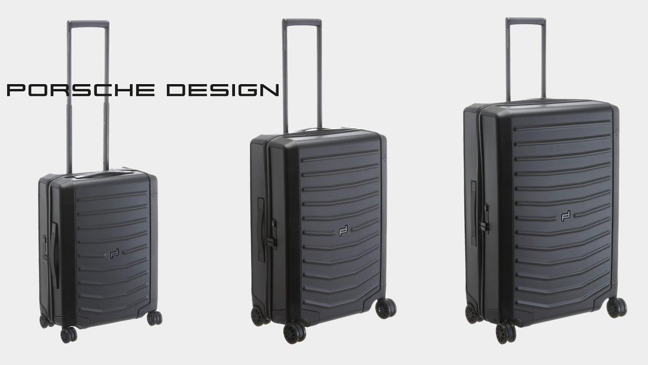 porsche design roadster hc 4 rollen trolley koffer. Black Bedroom Furniture Sets. Home Design Ideas