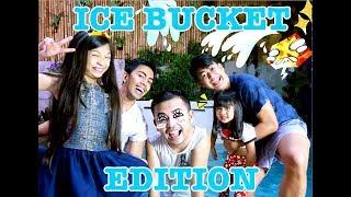 ROCK PAPER SCISSORS  ICE BUCKET EDITION w/ RACHEL!