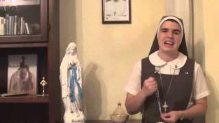 """Coraggio - """"Jóvenes, rezad el Santo Rosario"""""""