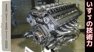 いすゞ自動車が作った 幻のF-1エンジンに隠された秘密【超高性能】