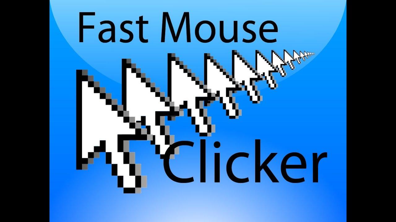 Fast Mouse Clicker (Click 9999 per second)