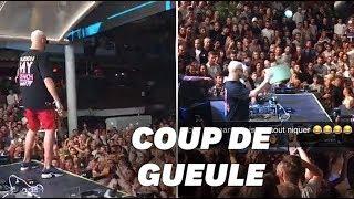 DJ Snake interrompt son show au Cap d'Agde, agacé par des supporters de l'OM