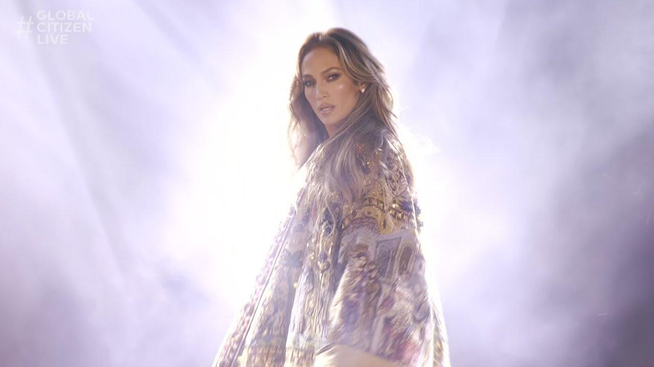 Download Jennifer Lopez - Cambia El Paso - Global Citizen LIVE Performance