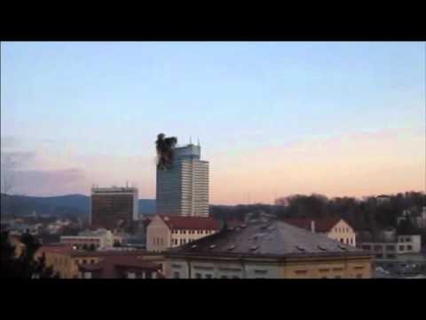After effects: 9/11 Liberec- Czech Republic