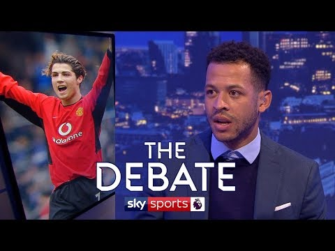 How has Cristiano Ronaldo transformed over the years? | Matthew Upson & Liam Rosenior | The Debate