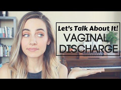 Let's Talk About It || Vaginal Discharge