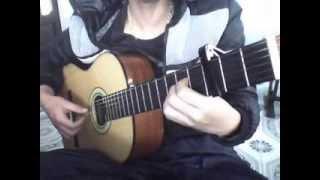 Đợi em về - guitar