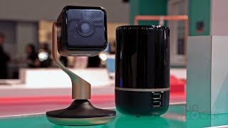 The Best Looking Smart Indoor Camera Ever