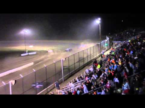 Muskingum County Speedway Modified Feature 8-1-15