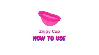 Download Video How to Use Ziggy, the Reusable Menstrual Cup You Can Wear During Sex MP3 3GP MP4