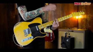 Max Guitar - Fender CS Max Guitar Limited Run '52 Telecasters