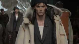 Louis Vuitton Men's Autumn/Winter 2013/2014 Collection