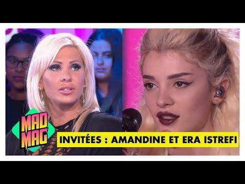 Le Mad Mag du 25/05/2016 - Emission 67 avec Amandine et Era Istrefi