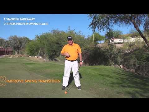 PGA Professional Ben Weir Demonstrates the Orange Whip
