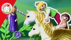 Playmobil Film deutsch  - Im Feenpark  - Fairies - Geschichten für  Kinder - Familie Hauser