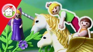 Playmobil Film deutsch  - Im Feenpark  - Fairies - Geschichten für  Kinder - Family Stories